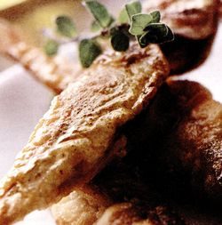 Salata de hamsii cu cartofi