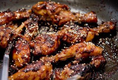 Teriyaki, un pui occidental gătit în manieră niponă