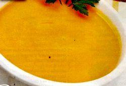 Supa de caise cu vin alb