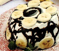 Tort_cu_banane_cu_dulceata_de_portocale