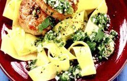 Paste_cu_muschi_de_porc_si_salsa