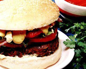 Hamburger picant de vita