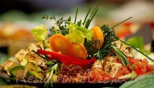 Salata cu morcov, telina si mere