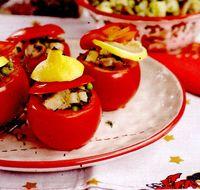 Rosii carnoase umplute cu ciuperci