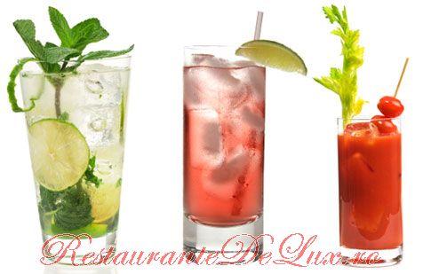Cateva Cocktail-uri aromate pentru masa de Craciun