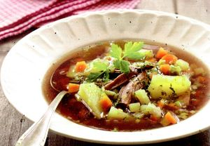 Supa de vita