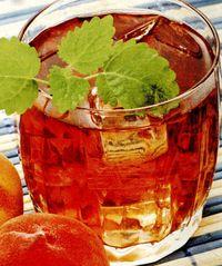 Ceai de lemn dulce cu nalba si soc