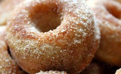 Cum se prepara Gogoși cu dulceață de afine