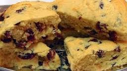 How_to_make_Cranberry_scones