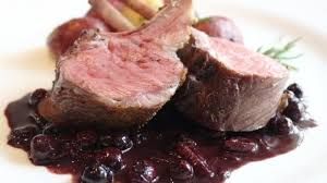 How_to_make_Rack_of_lamb_with_blueberry
