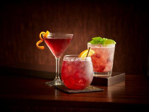 Cocktail Rum Collins