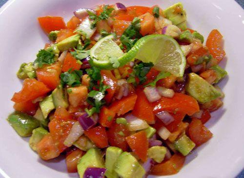 Salata mixta de legume