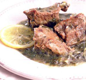 Castron bosniac cu trei feluri de carne
