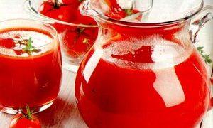 Suc de tomate cu lamaie