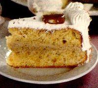 Tort ecler cu banane