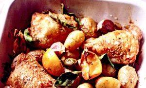 Cartofi_noi_cu_pui_la_cuptor
