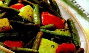 Sote din legume