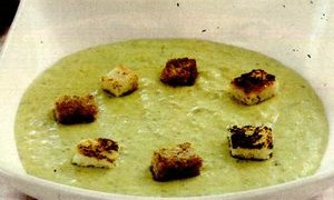 Supa crema de mazare uscata