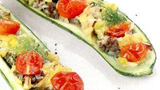 Barcute de zucchini
