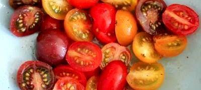 Reteta salata de rosii