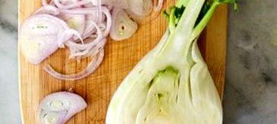 Salata de soia si fenicul