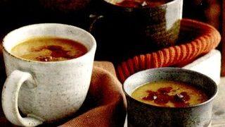 Supa cu dovleac si chorizo