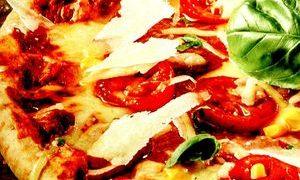 Pizza de casa cu legume