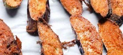 Vinete marinate crocante