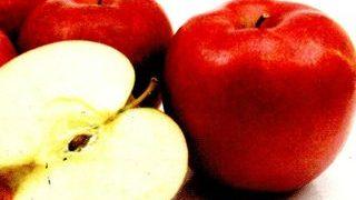 Crema de mere la pahar