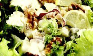Salata waldorf light