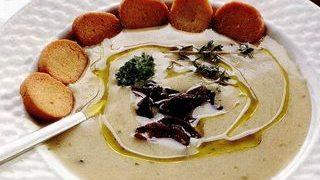 Supa crema cu ciuperci