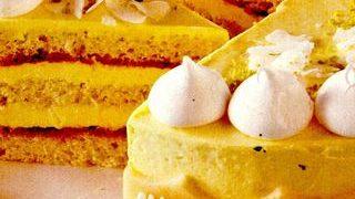 Tort delicios cu crema caramel