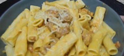 How_to_make_Spicy_Chorizo_Pasta