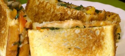 How_to_make_Vegetable_Sandwich