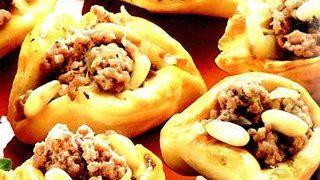Placintele libaneze cu carne
