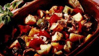 Ghiveci clasic cu legume