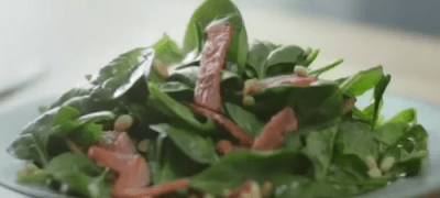 How_to_make_Bacon_and_Spinach_Salad