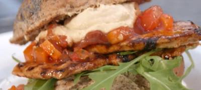 How_to_make_Quick_Turkey_Burger