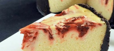 How to make Raspberry Cheesecake