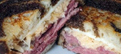 How to make Reuben Sandwiches