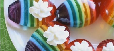 How to make Rainbow Eggs for Easter