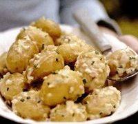 Salata de cartofi si mustar