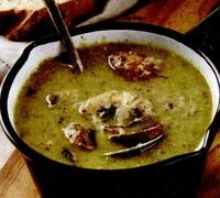 Supa de curcan