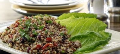 How to Make Basil Quinoa Salad