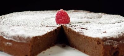 How to Make Garbanzo Bean Chocolate Cake