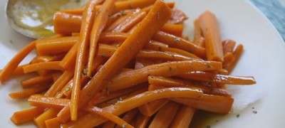How to Make Glazed Carrots