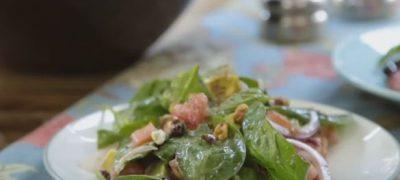 How to Make Harvest Salad