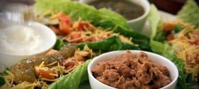 How to Make Lettuce Leaf Tacos
