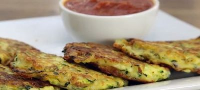How to Make Zucchini Patties