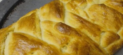 How to make Chicken Broccoli Braid